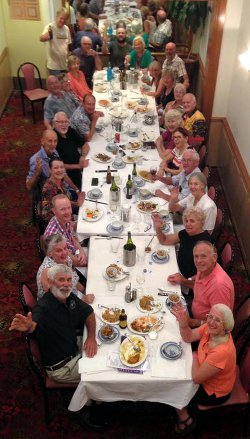 Tamworth Poets' Dinner