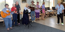 Aged Care entertainment